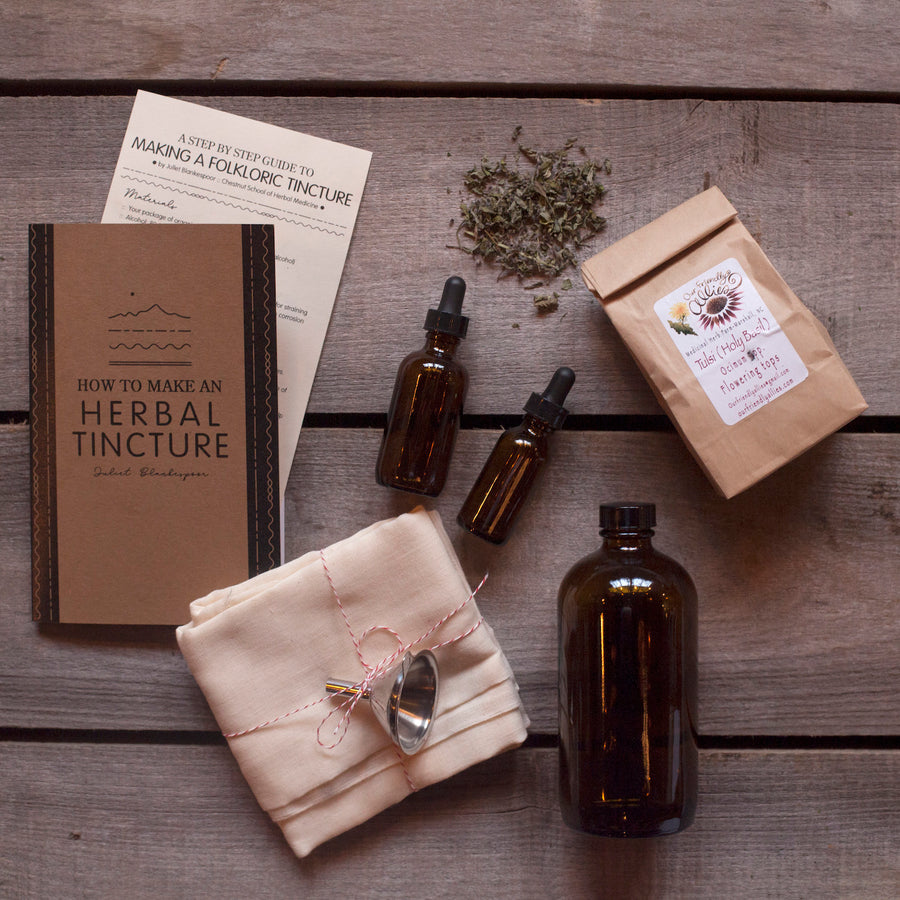 Tincture Making Kit