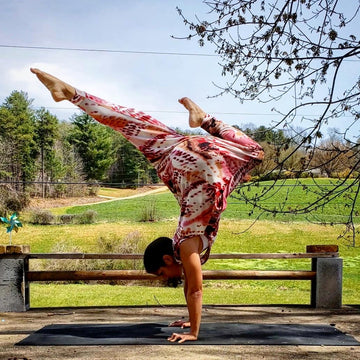 Yoga on the Farm - with Ceiara Cartony - June 21 ~ International Day of Yoga: Community ~