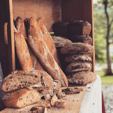 09.08.19 // Intensive:  Baking Artisan Bread in the Home with Nathan Morrison // 9:30a-5p