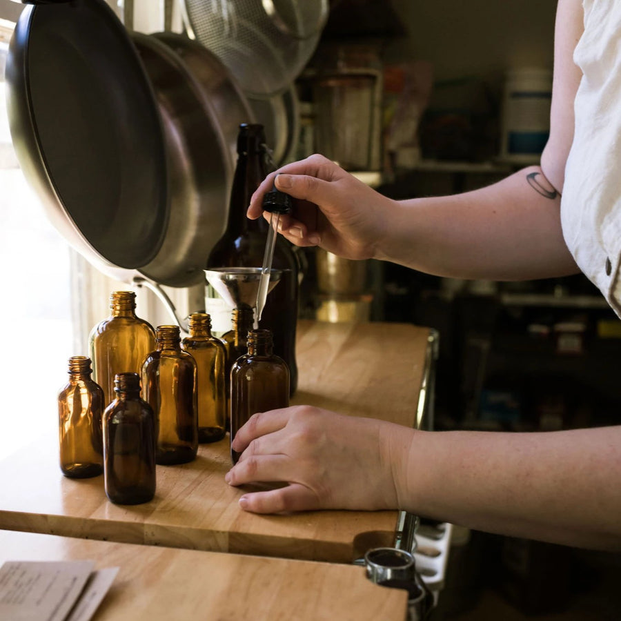 12.15.19 // Herbal Vinegars and Oxymels with Sarah M. Chappell // 4:30-6:30p