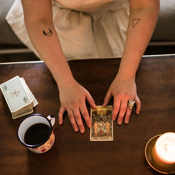 11.13.19 // *CLASS POSTPONED* Tarot for Self-Care with Sarah M. Chappell // 6:30-9p