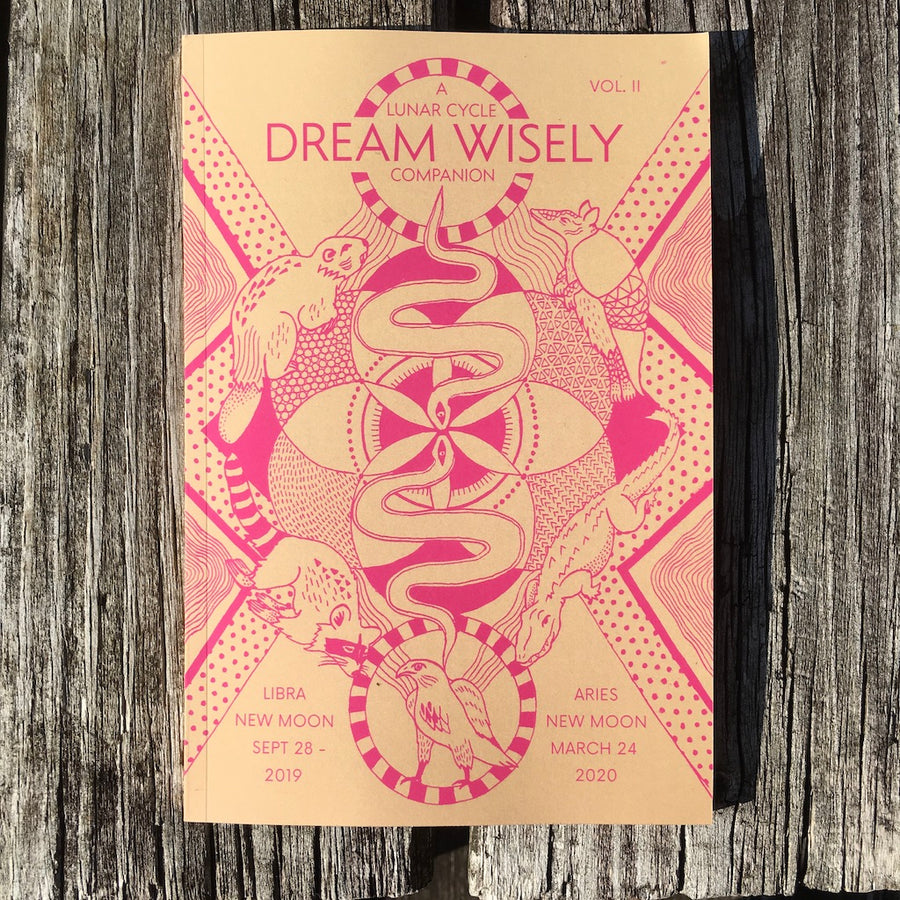 Dream Wisely Lunar Cycle Companion:: Winter Edition 2019