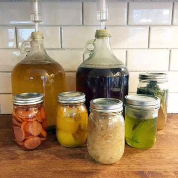 10.08.17 // Fermentation for the Whole Family with Marissa Percoco // 5:30-8:30pm