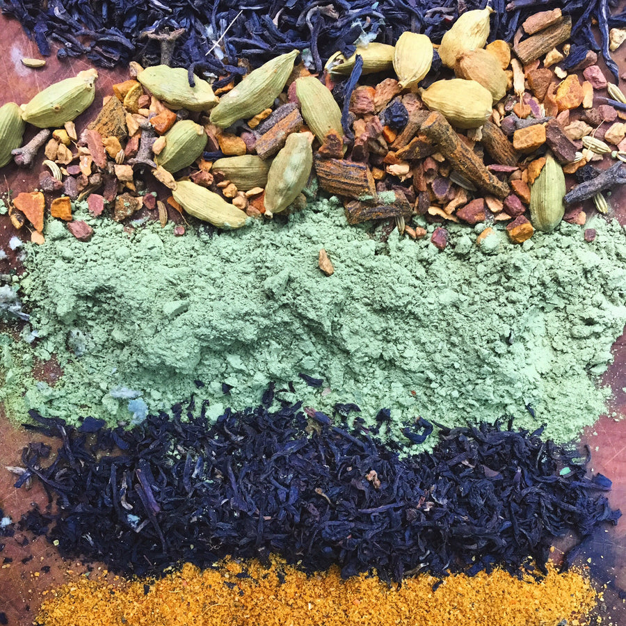 06.07.17 // Ayurvedic Approach to Herbalism with Greta Kent-Stoll // 6:30-8pm