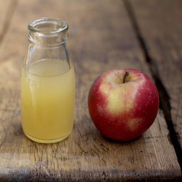10.15.17 //  Homemade Apple Cider Vinegar with Stephanie Poetter  //  5:30-7:30