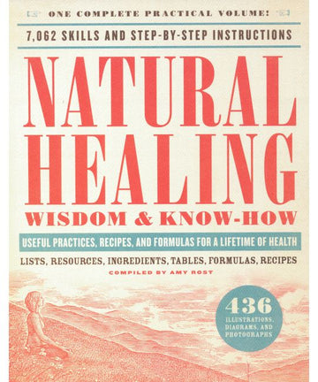 Natural Healing Wisdom + Know-How