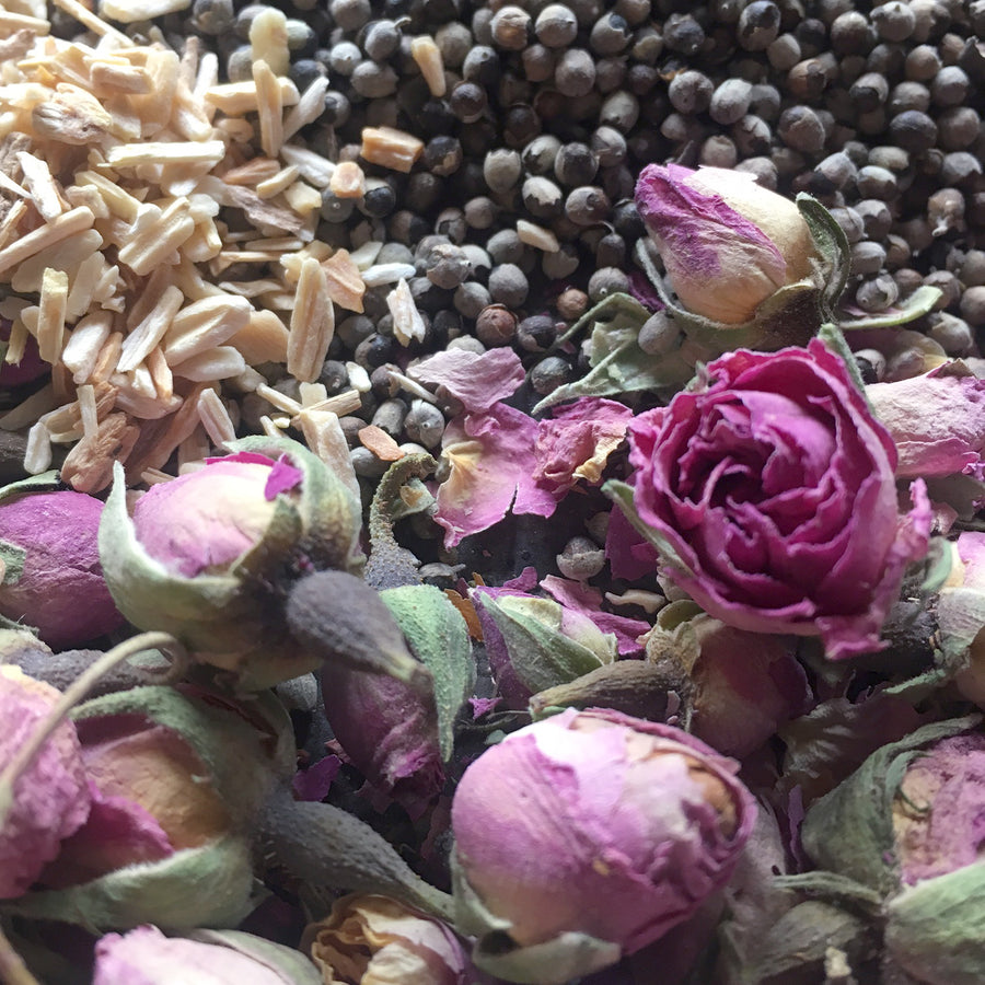 09.13.17 // Womens Herbal Trinity: Shatavari, Rose, and Vitex with Christina Bertelli // 6-9pm