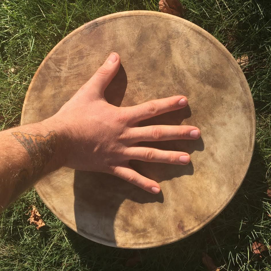 11.29.17 // Making Sacred Hand Drums with Luke McLaughlin // 6:30-9:30pm