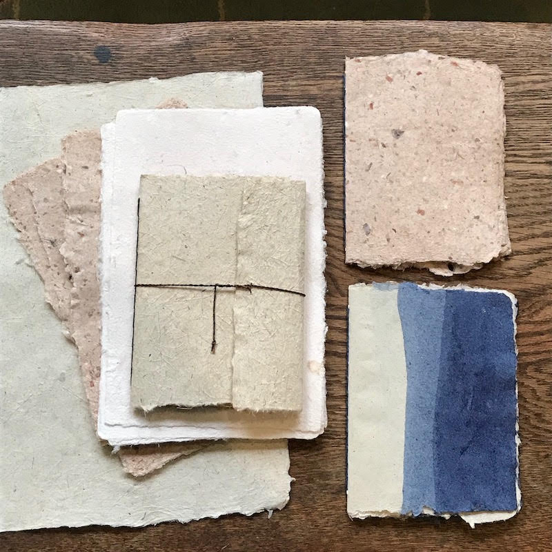 09.30.18 + 10.07.18 // Making Paper and Books with Plants of Appalachia with Alyssa Sacora // 5:30-8:30pm
