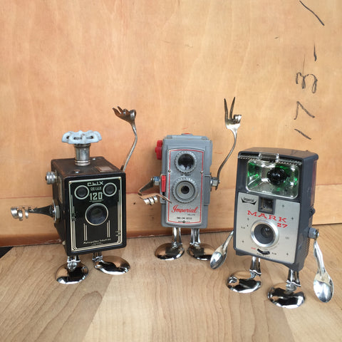CameraBots Assorted ~ Made To Order