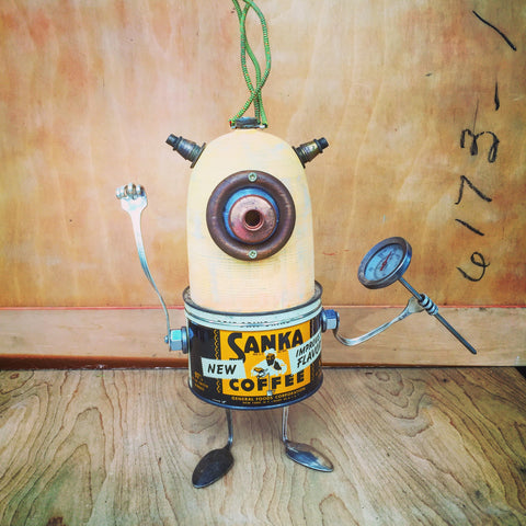 CoffeeBots ~ Made To Order