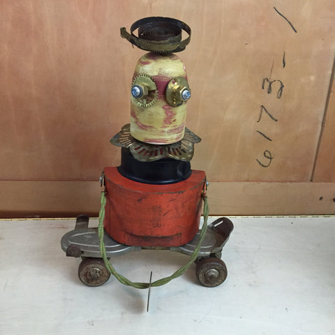 CircusBot, Sad Clown