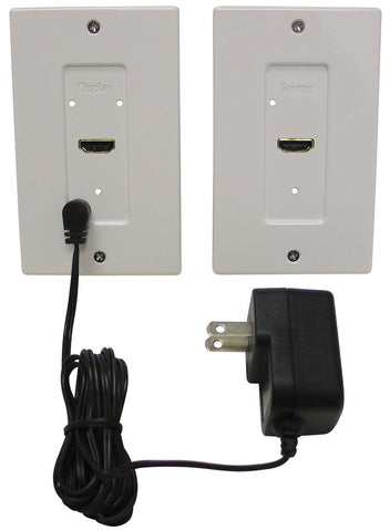 HDMI HDCat Wall Plate - 90% Off - CLOSEOUT - (NOW BOGO)