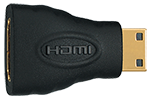 HDMI Female to Mini HDMI Male Adapter