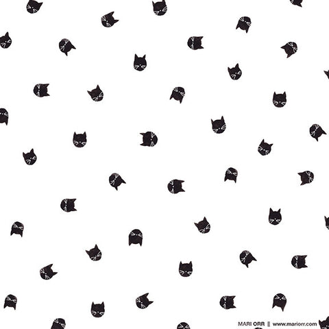 Black Cats Wallpaper Free Download for desktop and phone by Mari Orr || www.mariorr.com