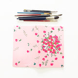 Flowerburst 007 Hand-Painted Journal - Mari Orr  - 1