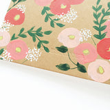 Gypsophila + Ranunculus Hand-Painted Journal - Mari Orr  - 5