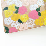 Prize-Winning Roses Hand-Painted Journal - Mari Orr  - 3