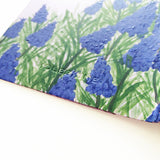 Muscari Hand-Painted Journal - Mari Orr  - 3