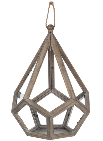 Diamond Hanging Lantern