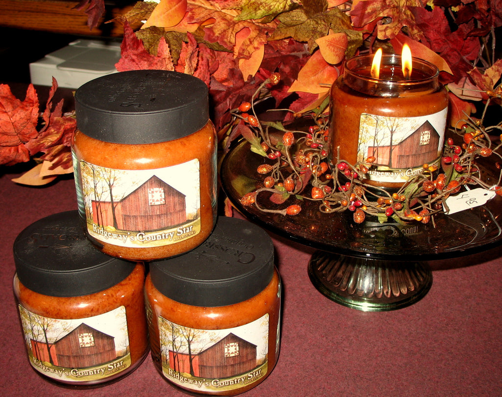 Buttered Maple Syrup Candle