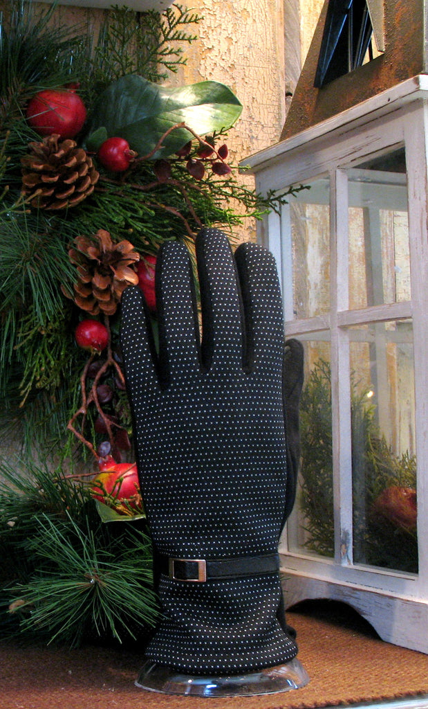 Smart Tips Gloves with Trim by C. C Exclusives