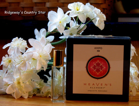 """Kyoto"" Fragrance by Heaven's Alchemy"