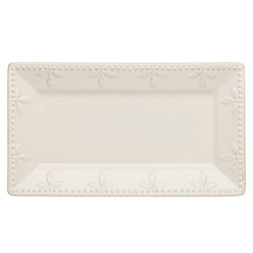 Sorrento Ivory Rectangular Tray