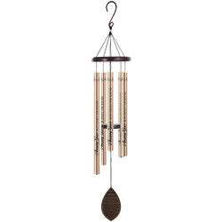 Memories Wood Comfort Windchime