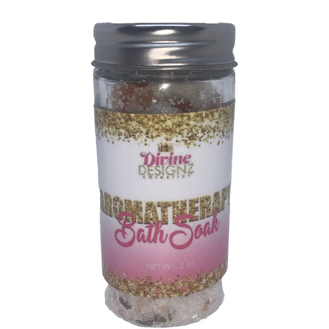 Lavender & Rose Bath Salt