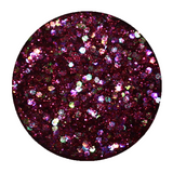 Strawberry Crunch Pressed Glitter - Divine Designz Cosmetics