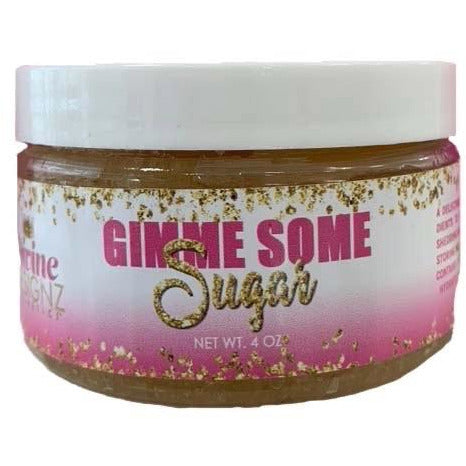 Orange Sherbet Sugar Body Scrub