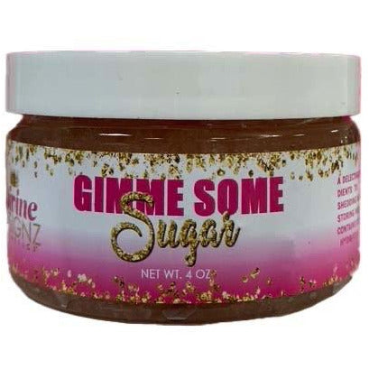 Deserted Island Sugar Body Scrub