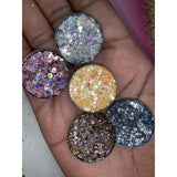True love Pressed Glitter - Divine Designz Cosmetics