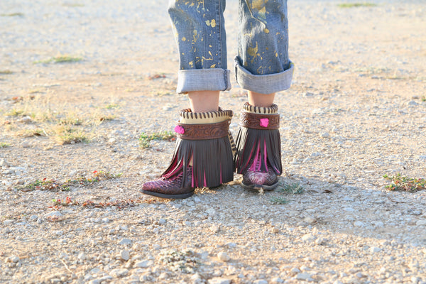 The Adrian Ritzy Boots