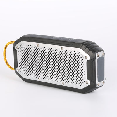 Portable Waterproof Wireless Bluetooth Speaker with Extra Bass - Ultimate S17 - Boom&Tech®
