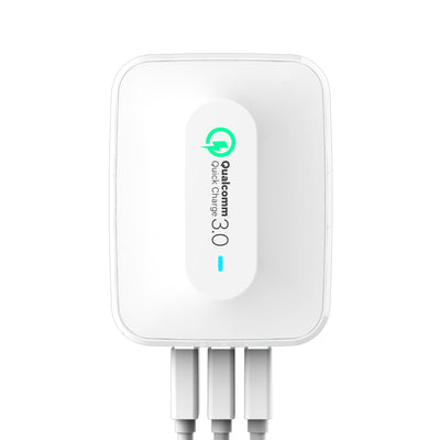 USB Wall Charger 3 Ports - Boom&Tech®