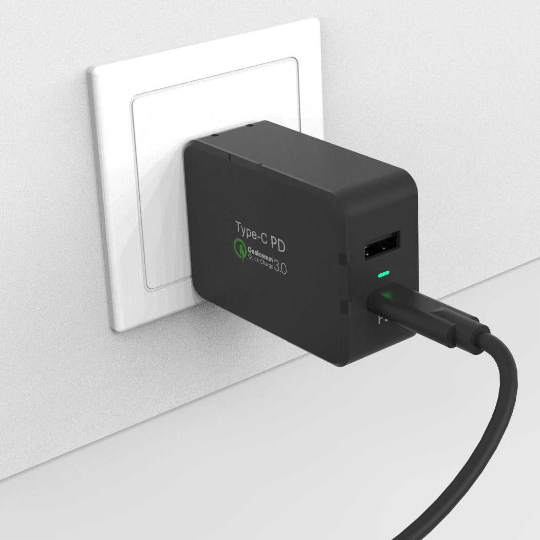 USB C Wall Charger - Boom&Tech®