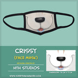 Crissy Face Mask by HTH Studios