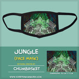 Jungle Face Mask by Chumbasket