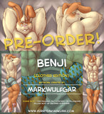 Benji the Rabbit by Mark Wulfgar