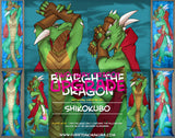 Blargh the Dragon by Shikokubo