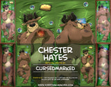 Chester Hayes from Extracurricular Activities by CursedMarked