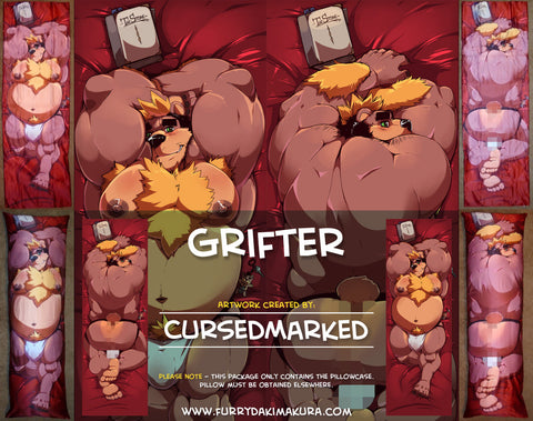 Grifter from Extracurricular Activities by CursedMarked