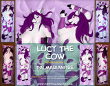 Lucy the Cow by PalmarianFire