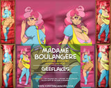 Madame Boulangère by Geeflakes