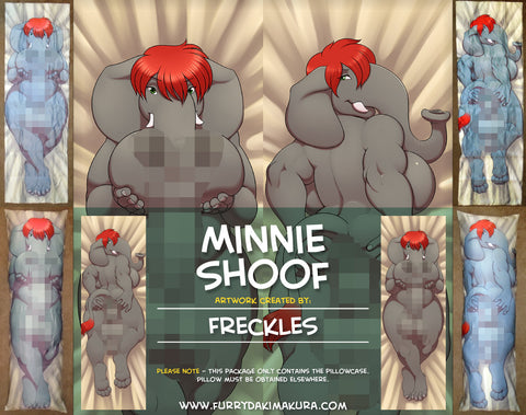 Minnie Shoof by Freckles