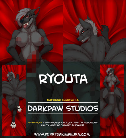 Ryouta by Darkpaw Studios