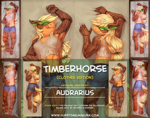 Timberhorse by Audrarius