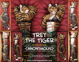Trey the Tiger Dakimakura
